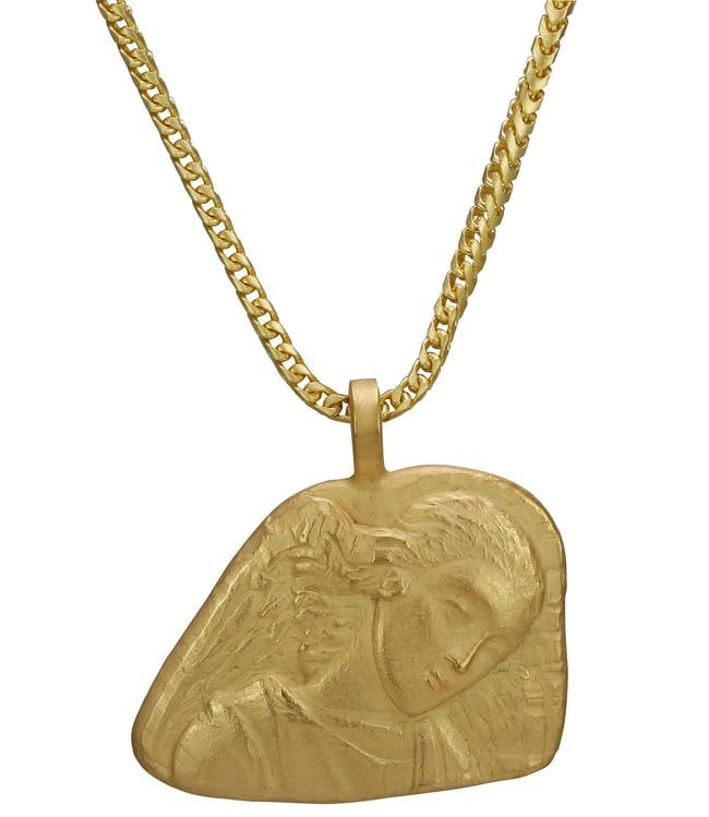 Kanye West Has Released A New Collection Of Gold Jewelry
