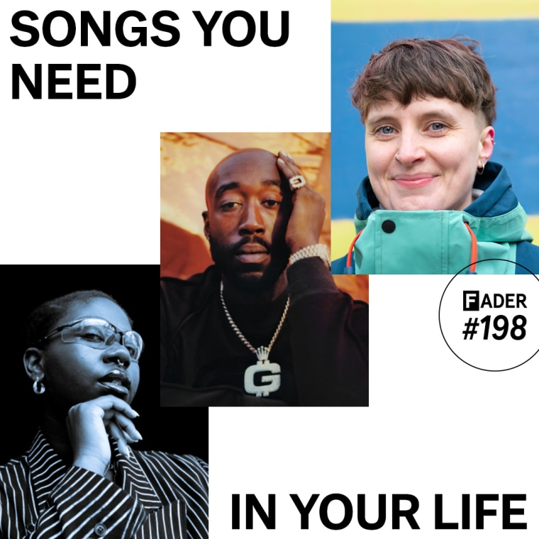 10 songs you need in your life this week.