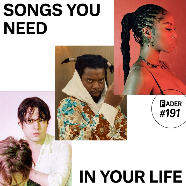 10 songs you need in your life this week