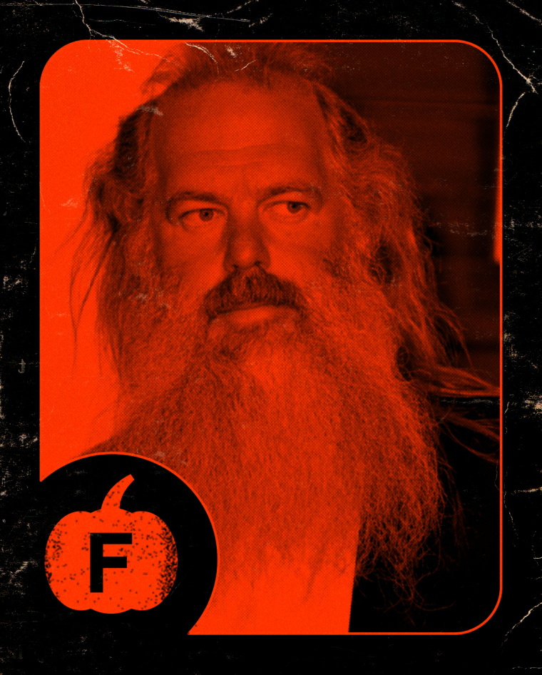 Rick Rubin's Laurel Canyon mansion is haunted
