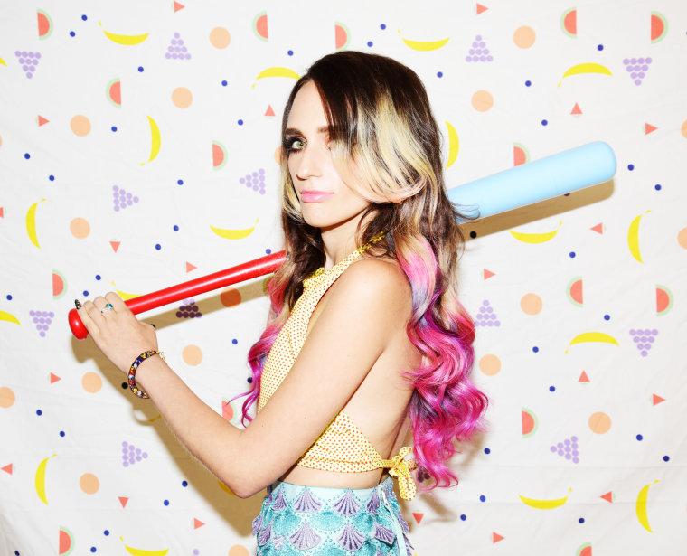 Speedy Ortiz's Sadie Dupuis Announces Solo Album <i>Slugger</i>