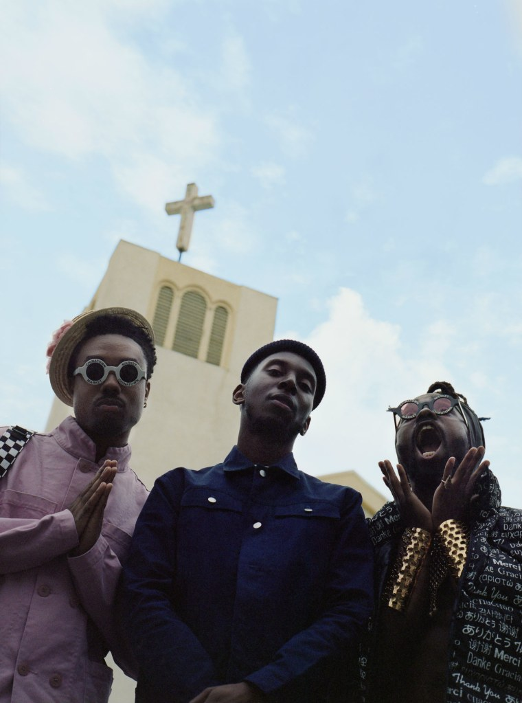 "Samm Henshaw and EarthGang connect on ""Church"""
