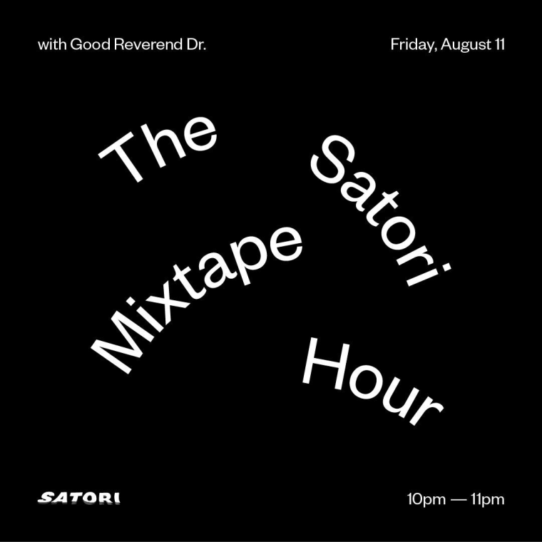 Satori Is A New Online Radio Station Bringing Back The Local Mix Show