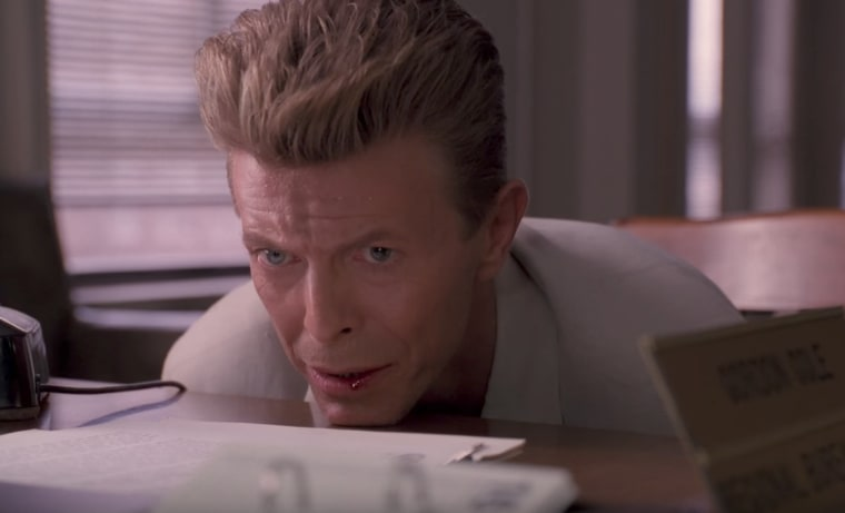 David Bowie Approved His Cameo In The<i> Twin Peaks </i>Revival Before His Death