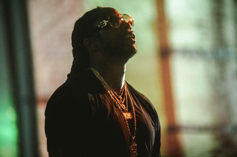 2 Chainz Created His Own Cocktail, The Dirty Amber