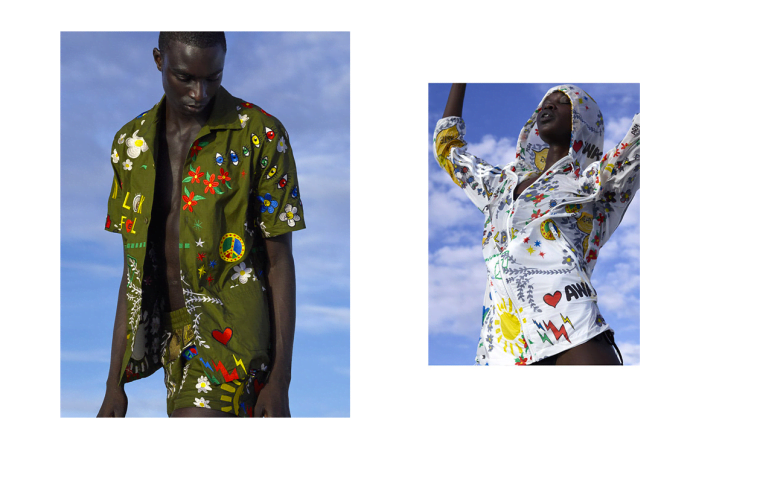 """Pharrell And Adidas Originals Announce Wavy """"Pink Beach"""" Collection"""