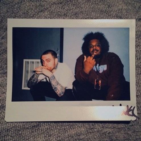 "Mac Miller Shares New Volume Of ""!GO FISH!"" With Michael Christmas"