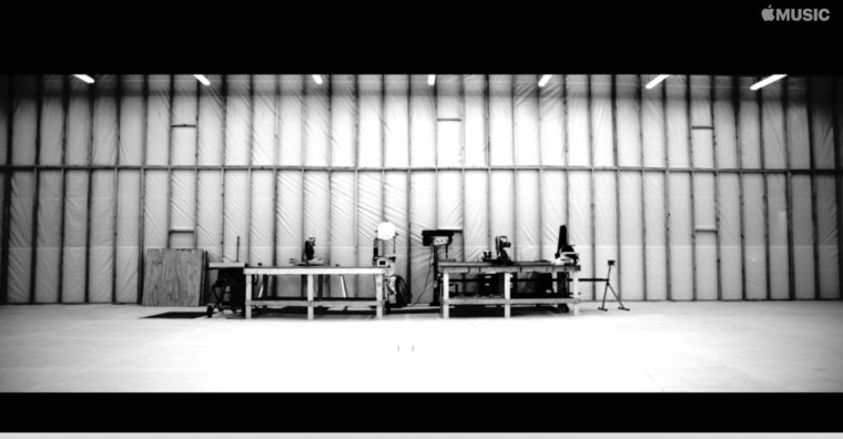 Frank Ocean's Website Is Showing An Apple Music Livestream