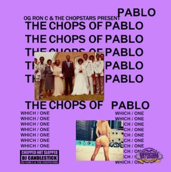 Kanye West's <i>The Life Of Pablo</i> Gets Chopped Not Slopped By OG Ron C