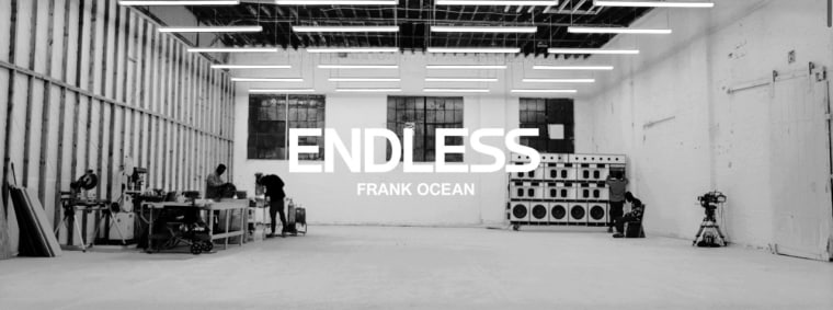 Apple Isn't Making It Easy To Screencap Or Record Frank Ocean's <i>Endless</i>