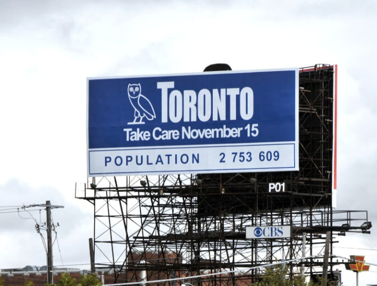 A Complete History Of Drake's Surprise Billboards