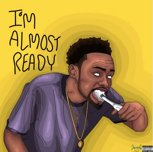 Hear Rob $tone's New Mixtape <i>I'm Almost Ready</i>