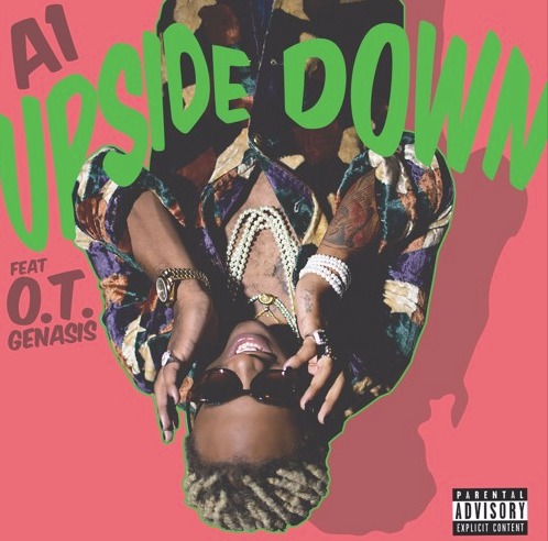 "Hear <i>Love & Hip Hop Hollywood</i>'s A1's New Track ""Upside Down"""