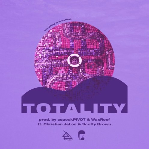 "SqueakPIVOT And Wax Roof's ""Totality"" Is The Smoothest Thing You'll Hear Today"