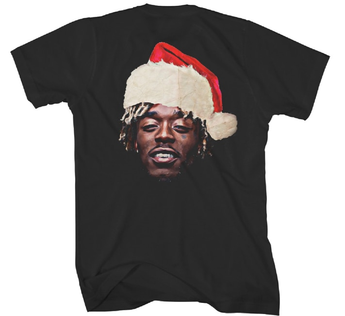 You Can Now Buy An Exclusive Lil Uzi Vert Christmas Tee