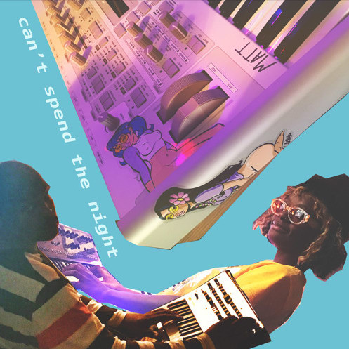 "Matt Martians And Kari Faux Deliver A Futuristic Disco Jam With ""Can't Spend The Night"""