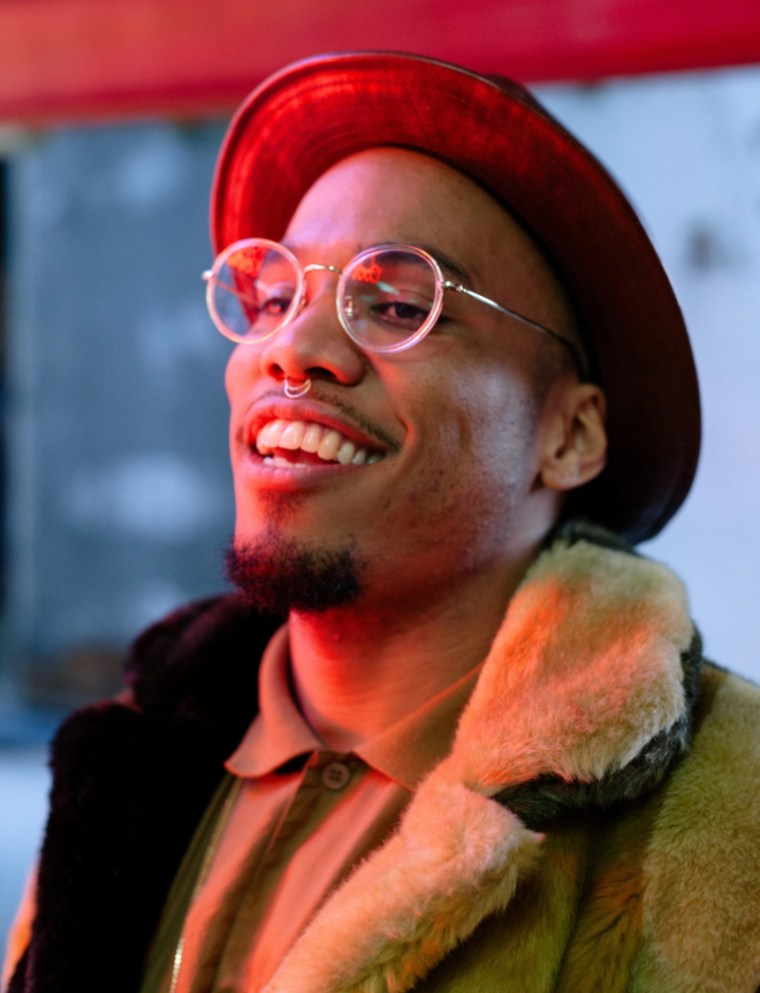Anderson .Paak Will Open For Bruno Mars During European Dates Of The <i>24K Magic</i> Tour