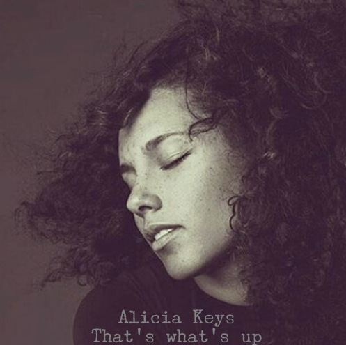 "Alicia Keys Samples Kanye West On New Song ""That's What's Up"""