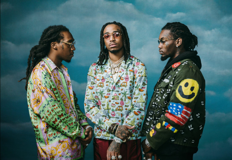 Migos's <i>C U L T U R E</i> Debuts At No. 1 On The Billboard 200
