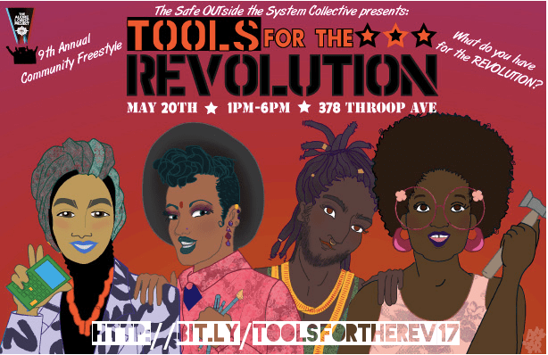 "Learn About The 9th Annual ""Tools For Revolution"" Summit, And How You Can Get Involved"