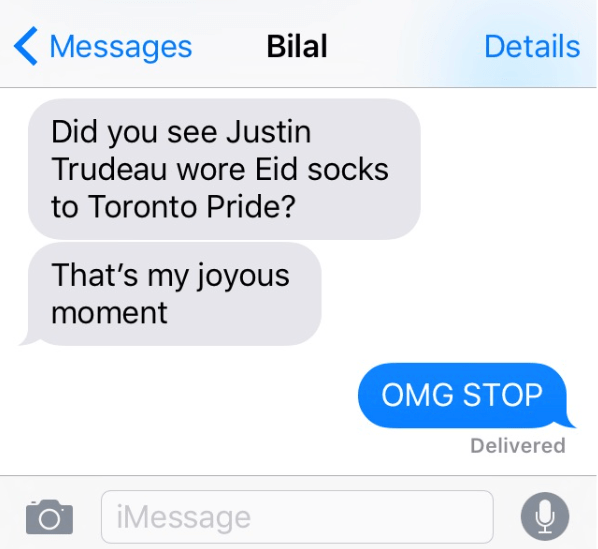Something Radical Happened When Eid And Pride Fell On The Same Day