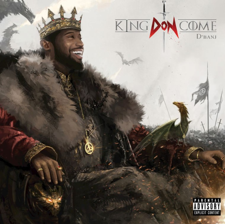 Listen To D'Banj's New Album <i>King Don Come</i>