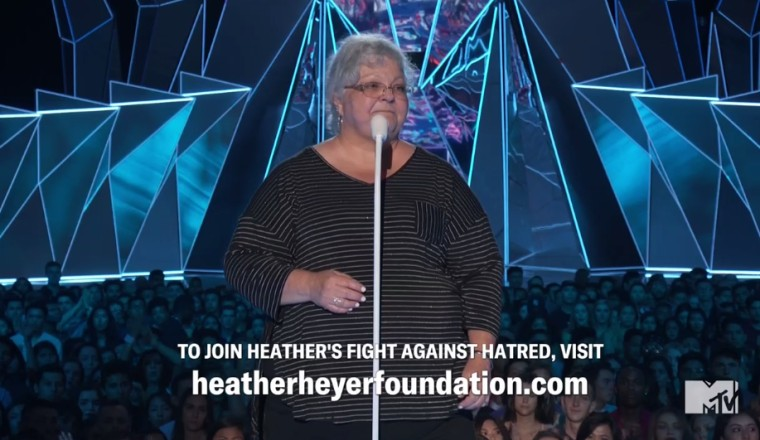 Heather Heyer's Mother Launches A Foundation In Her Daughter's Honor