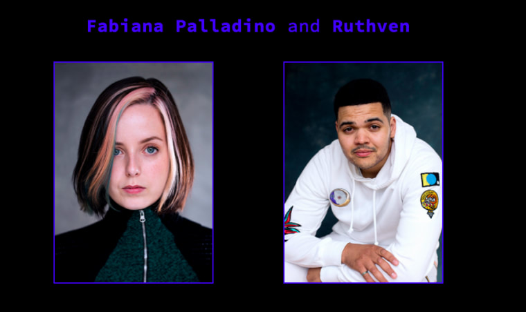 Listen to new singles by Paul Institute's Ruthven and Fabiana Palladino, featuring vocals and production by Jai Paul and A.K. Paul