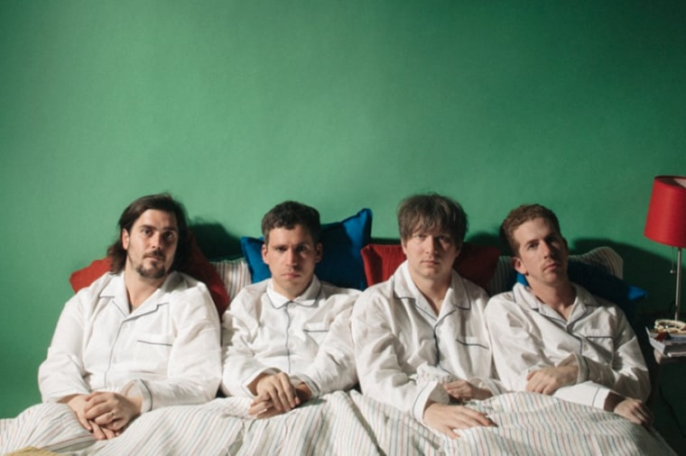 Parquet Courts announce new Danger Mouse-produced album