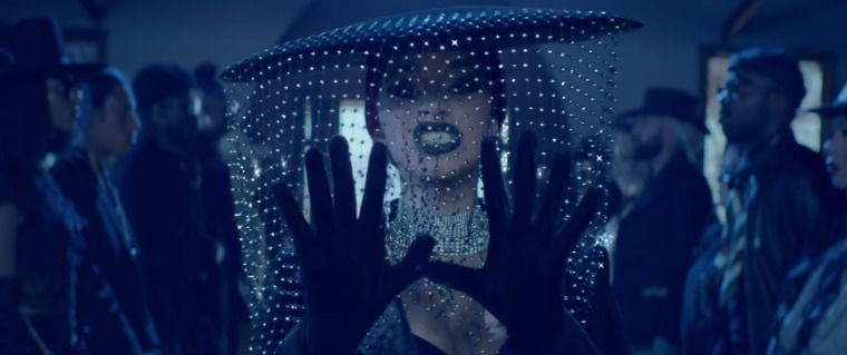 "Cardi B's ""Be Careful"" video style is the goth wedding (and funeral) of your dreams"