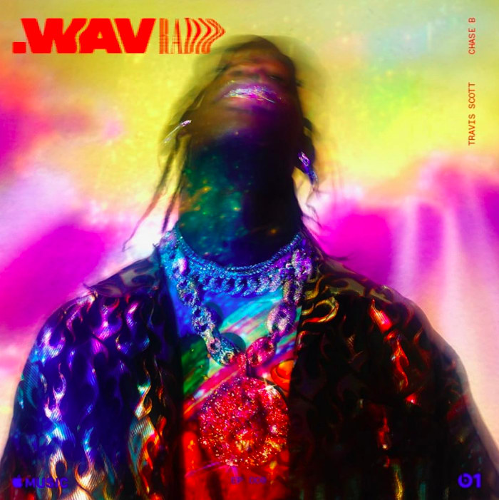 Travis Scott shares unreleased songs on special .wav radio episode