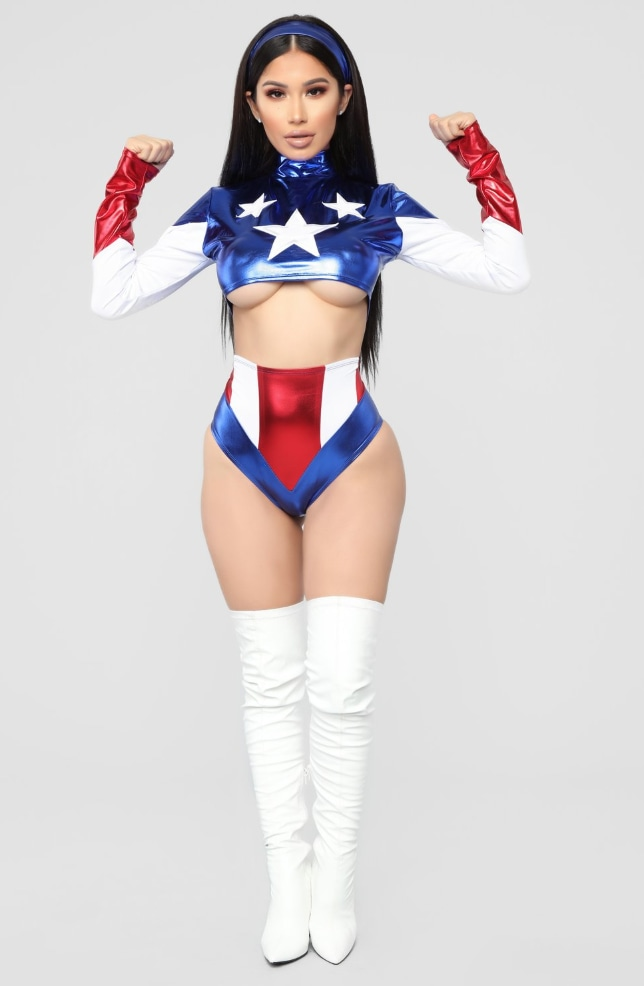Fashion Nova just launched its first Halloween costume line and it's bonkers