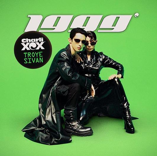 """Hear Charli XCX and Troye Sivan's """"1999"""""""