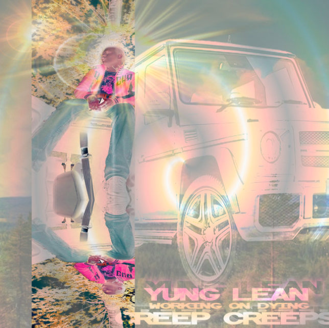 "Yung Lean drops new single ""Creep Creeps"""