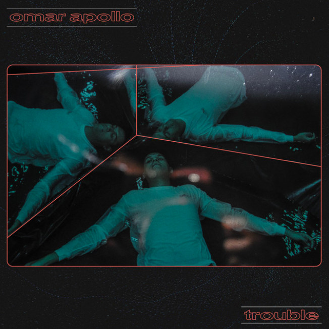 "Hear Omar Apollo's new song ""Trouble"""