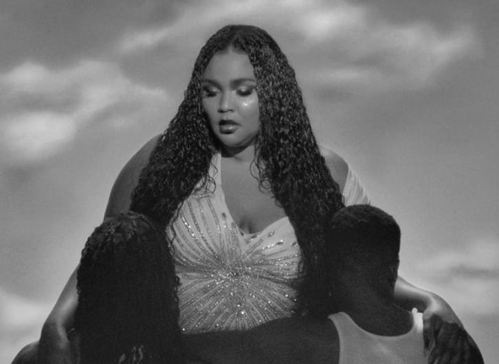 Lizzo shares the title track from her upcoming album <i>Cuz I Love You</i>
