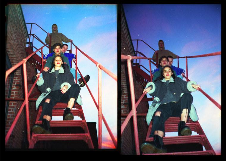 "Crumb return with new single ""Part III"""