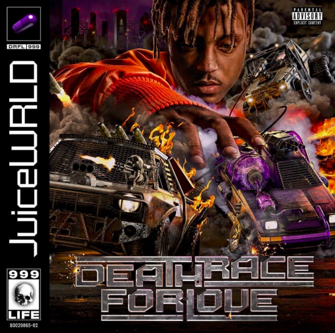 Hear Juice WRLD's new album <i>Death Race For Love</i>