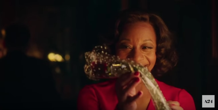 Enjoy red dresses? Don't watch the trailer for A24's newest film