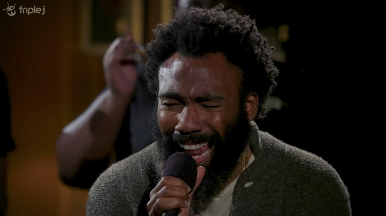 Watch Childish Gambino's soulful Garth Brooks cover