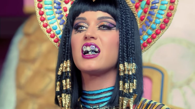 Gospel rapper awarded $2.7 million for song copied by Katy Perry