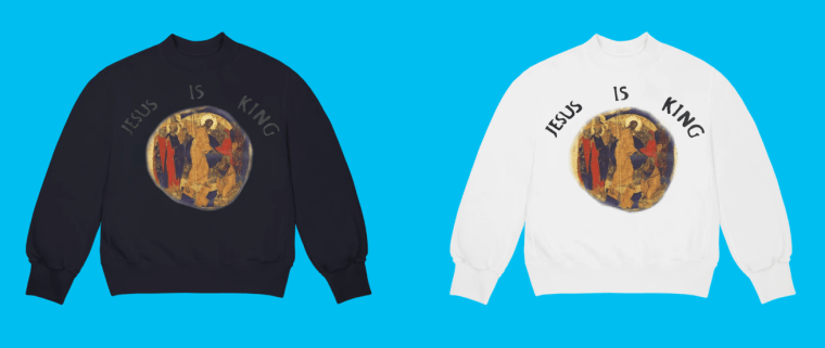 Kanye West has dropped more <i>Jesus Is King</i> merch