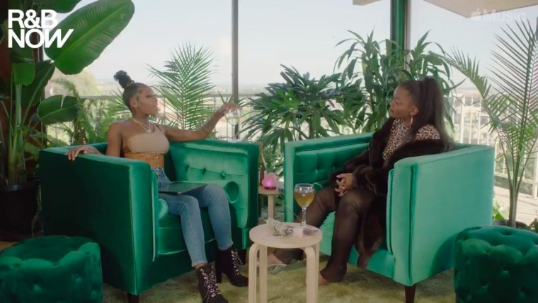 Watch Summer Walker and Ari Lennox rate waxing, monogamy and more