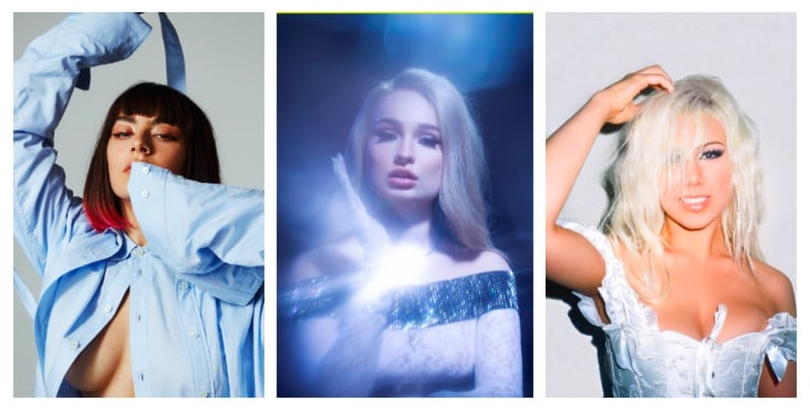 """Charli XCX, Kim Petras, and Slayyyter's """"Click"""" remix is finally here"""