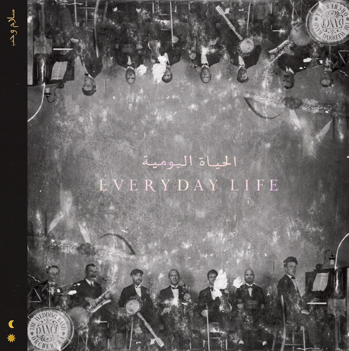 """Coldplay announce new LP <i>Everyday Life</i>, share """"Orphans"""" and """"Arabesque"""""""