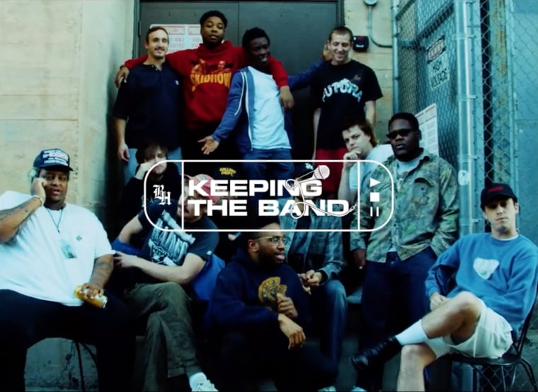 BROCKHAMPTON share new episode of <i>Keeping The Band</i>
