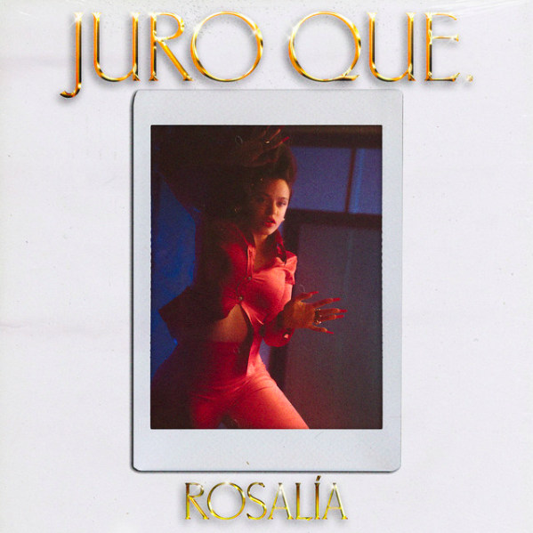 "Watch Rosalía's video for new single ""Juro Que"""