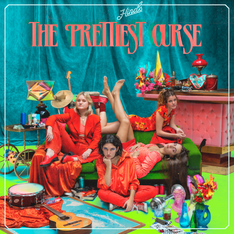 """Hinds announce LP3 <i>The Prettiest Curse</i>, share new single """"Good Bad Times"""""""