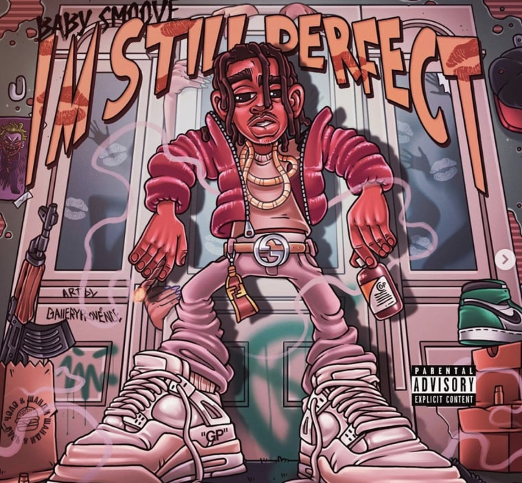 Listen to Baby Smoove's new project <i>I'm Still Perfect</i>