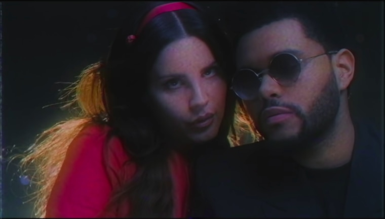 "The Weeknd drops remix of Lana Del Rey's ""Money Power Glory"""